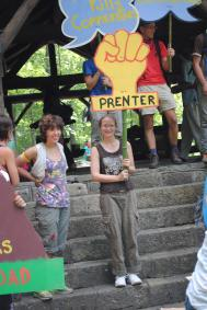 Prenter's still fighting, Mountain Mobilization